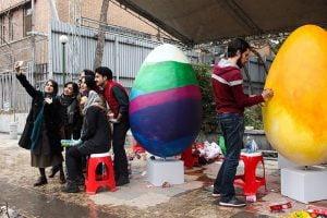 eggs in Tehran